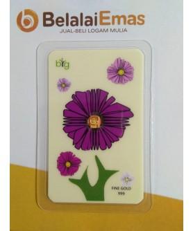 BigGold 0,1 gram - Edisi Flower