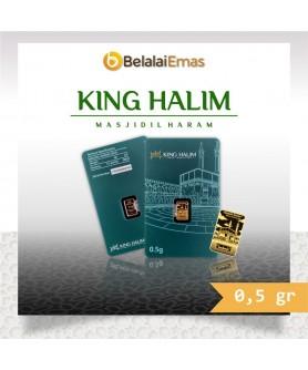 King Halim 0,5 Gram Masjidil Haram