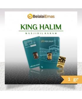 King Halim 1 Gram Masjidil Haram