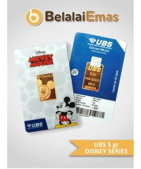 UBS 5 Gram Seri Disney Mickey Mouse