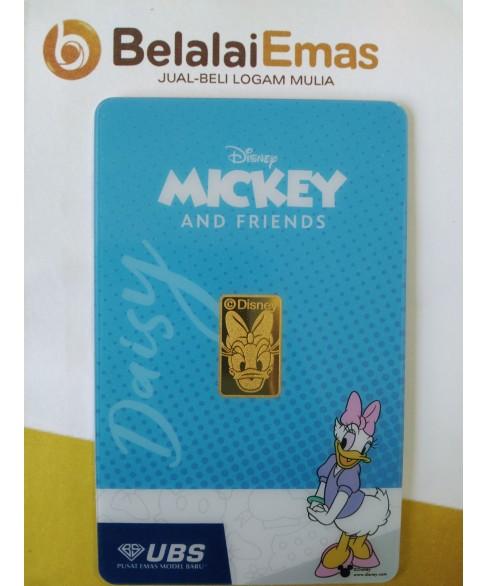 UBS 2 Gram Seri Disney Daisy