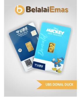 UBS 2 Gram Seri Disney Donald