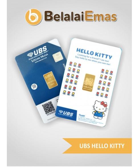 UBS 2 Gram Edisi Hello Kitty