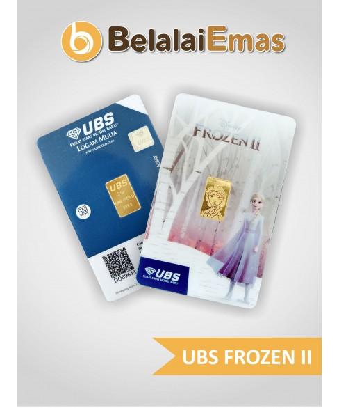 UBS 2 Gram Edisi Disney Frozen II Elsa